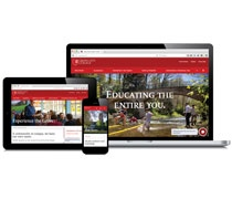 College launches new gcc.edu website
