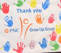 GCC accepts PNC grant to help region's children