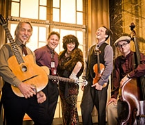 Hot Club of San Francisco brings Parisian sound to GCC