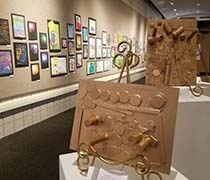 College hosts Very Special Arts Exhibit