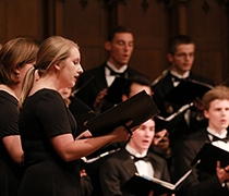 Combined choirs to present Lord Nelson Mass