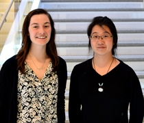 STEM majors capture first place at research symposium