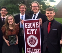 Debate Team finds success on the road