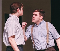 College play earns invitation to Kennedy Center festival