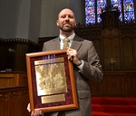 Joshua Drake named Professor of the Year