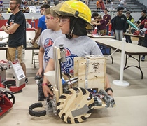 BEST Robotics battle comes to campus this weekend