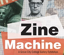 Zine Machine offers a DIY artistic experience