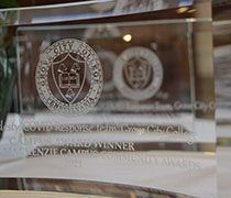 Campus-Community Awards recognize pandemic response