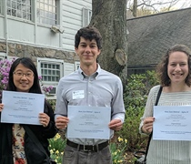 Students present research, win awards at conference