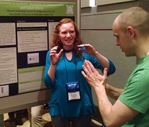 Student, faculty research highlighted at conference