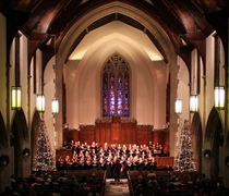 College choirs combine to perform seasonal favorite 'Messiah'