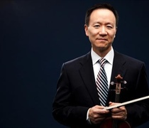Violinist and concertmaster Kim holding recital and residency