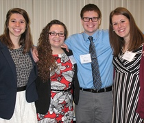 Modern Language students present at CAWL conference
