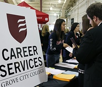 Grove City posts 97 percent placement rate for 2015 grads