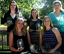 Kappa Delta Pi wins award from education honorary society