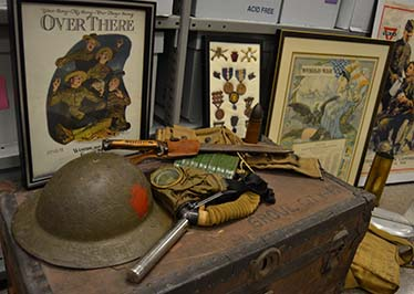 Grove City College exhibit examines 'The Great War'