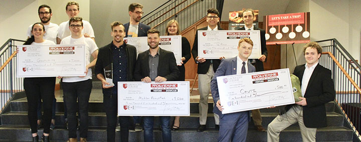 Venture Battle winners get validation, cash prizes