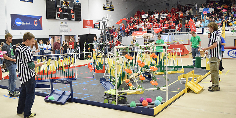 BEST 'bot builders convene for competition kickoff