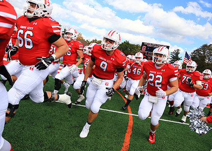 Grove City College hosts ECAC James Lynah Bowl