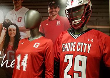 GCC, Under Armour & BSN SPORTS sign new Wolverine wear deal