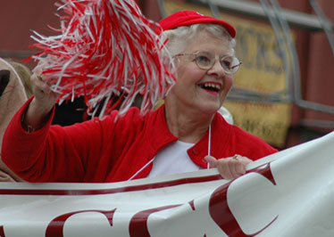 College mourns beloved administrator Nancy (Lee '54) Paxton