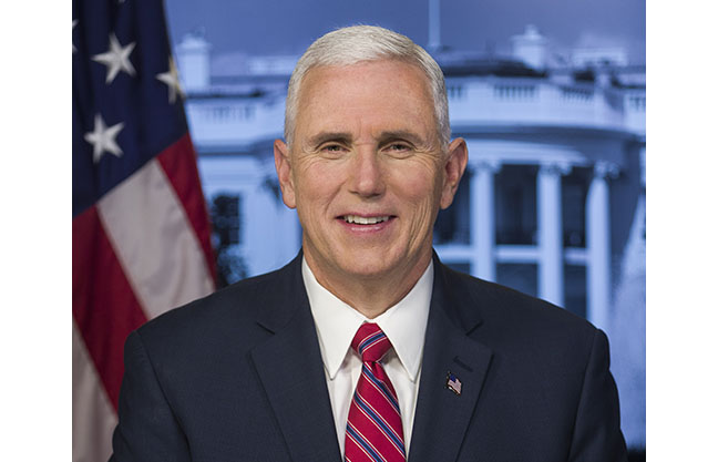 College prepares to welcome Vice President Pence to campus
