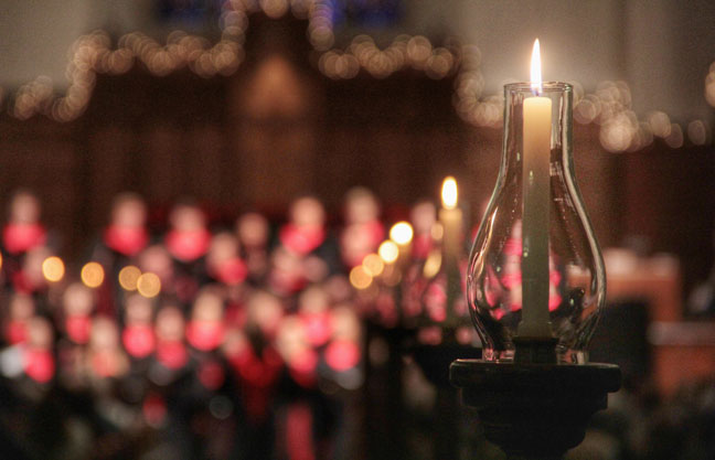 Christmas Candlelight Service set for Sunday