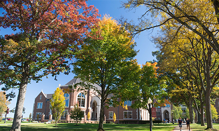 Visit Grove City College - Learn More