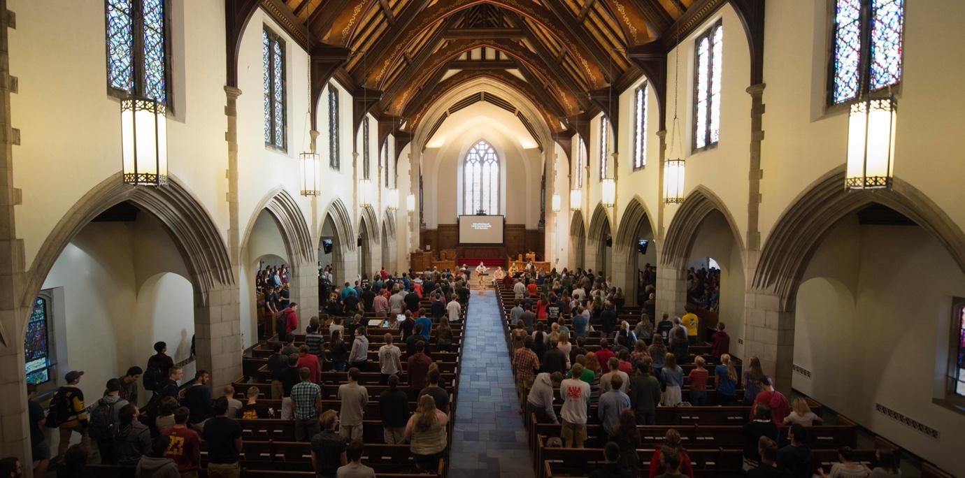 Chapel Program