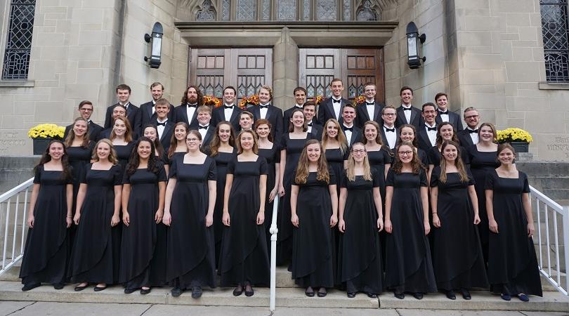 Touring Choir Schedule